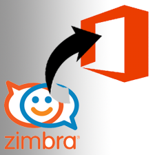 Zimbra to Office 365 migration