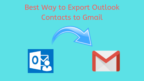How to Export Outlook Contact Groups to Gmail
