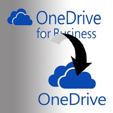 transferring data from onedrive for business account to another