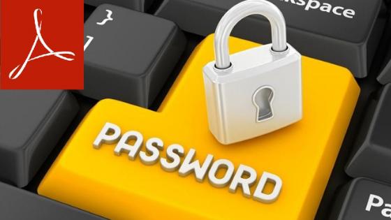 take off pdf password