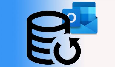 backup and restore outlook data file