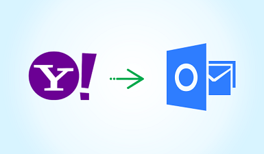 Import Yahoo mail to Outlook