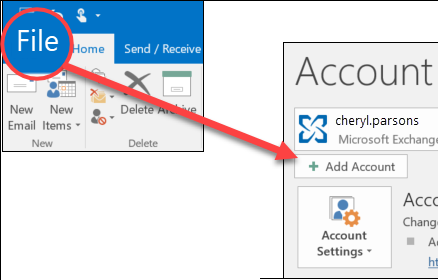 export Gmail emails to PST