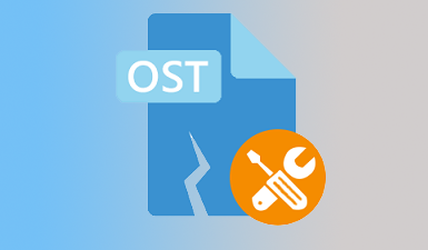 fix OST Oversize File Issues