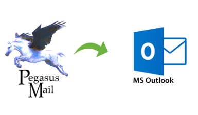 pegasus mail to outlook