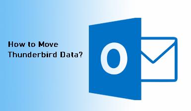 How to Move Thunderbird Data