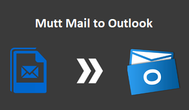 mutt mail to outlook