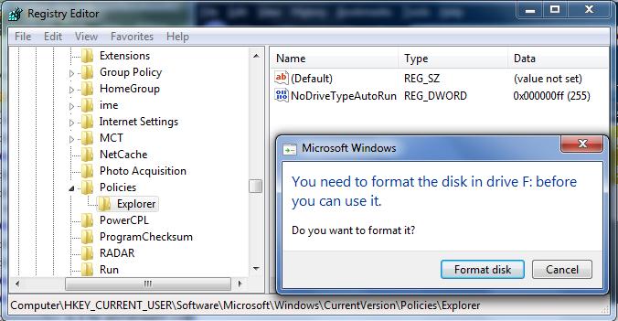 Как восстановить файлы после форматирования компьютера