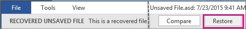 how do i recover permanently deleted excel files