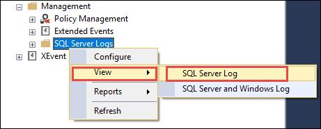 просмотр-sql-server-log