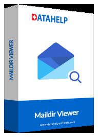 Maildir viewer box