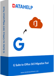 DataHelp G suite to Office 365
