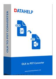 DataHelp OLK to PST Converter box