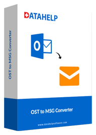 DataHelp OST to MSG Converter box