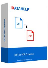 DataHelp OST to PDF Converter Box