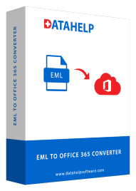 DataHelp EML to Office 365 Migration tool box