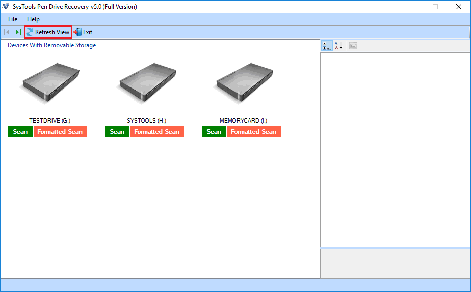 usb drive deleted data recovery tool